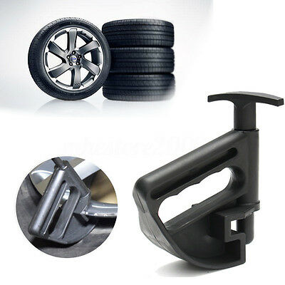 Car Tire Changer Bead Clamp Drop Center Tools Universal Rim Clamp Hunter Coats