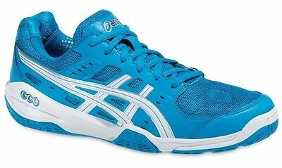 Womens asics Gel Cyber Speed 2 UniHockey Floorball Hockey Trainers Size UK 9.5