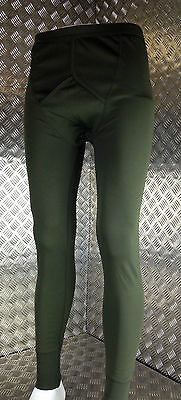 Genuine British Army / Forces. Cold Weather Long Johns / Thermal Underwear NEW