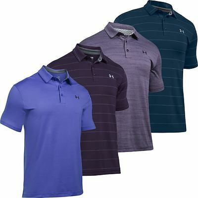 2017 Under Armour Playoff Hommes Golf Polo Chemise