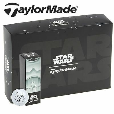 60%OFF TaylorMade Burner Soft 2-Piece Golf Balls - Star Wars Stormtrooper DOZEN
