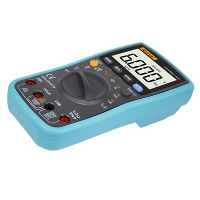 Digital Multimeter TRMS 6000 Counts Auto Ranging Voltage Meter Portable