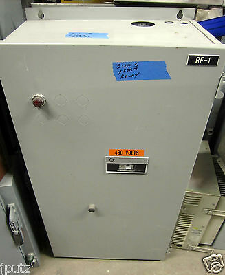 GE 300 Line Control Size 5 Combination Starter CR306G104BCA