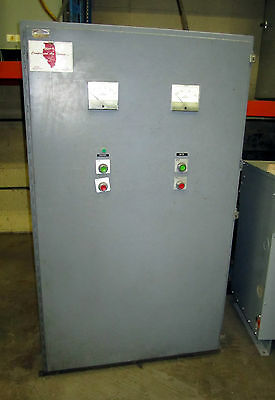 Westinghouse Size 6 Combination Motor Starter in Enclosed Box