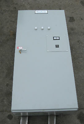 Russell Electric Automatic Transfer Switch 260 Amp 3 Ph 3W RMTD-2603CE