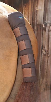 Premier Equine Padded Tail Guard - Brown Premier Equine