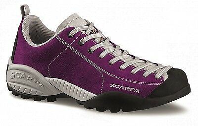 Shoes Lifestyle Outdoor Free Time Mountain SCARPA MOJITO Women's Petunia