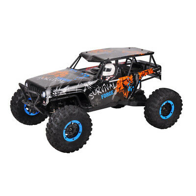 NEW WLtoys RC Car RTR 10428-A2 Survival 1/10 2.4G 4WD Crawler Off-Road Buggy