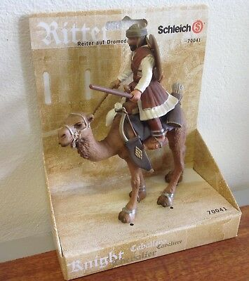 Schleich World of Knights Soldier on Dromedary 70041