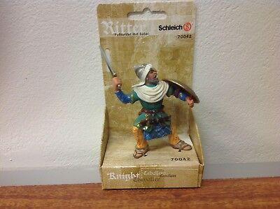 Schleich World of Knights Foot Soldier with Scimitar 70042