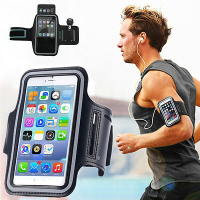 5.5'' Sport Gym Armband Running Jogging Case Cover Holder For iPhone 7 & 6 plus