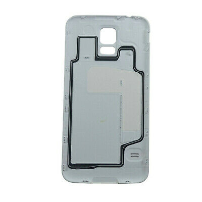 New ORIGINAL Battery Back Rear Door Cover For Samsung Galaxy S5 i9600 G900 White