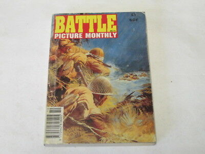 Acceptable - Battle Picture Monthly, Number 10  Undated Fleetway Publications, L