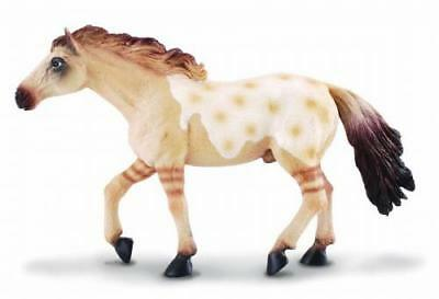 CollectA 88156 Dun Appaloosa Mustang Horse Model Toy Animal -  NIP