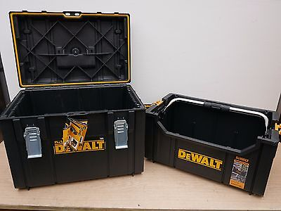 Dewalt Tough System Pairing Offer Ds280 Tote + Ds400 Style Case Carrying Case