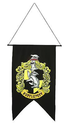 Harry Potter Hufflepuff House Banner Wall Decor One Size