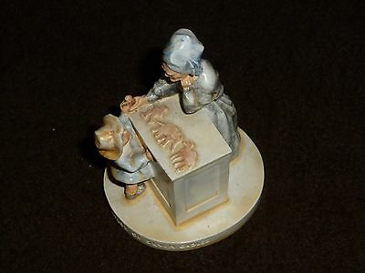 "Sebastian Miniature ""The Penny Shop House of Seven Gables"" Figurine"
