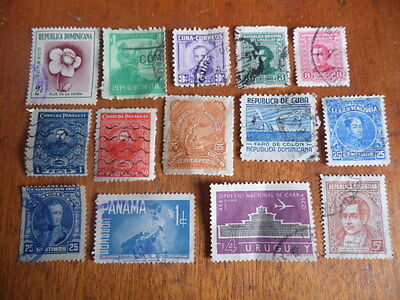 South America ~ Mixed Used ~ Lot 1 (Mags)