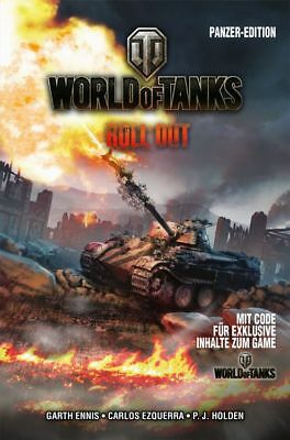 WORLD OF TANKS:ROLL OUT 1 VARIANT deutsch + PANZER-MODELL: M4 SHERMAN 1:56 +CODE