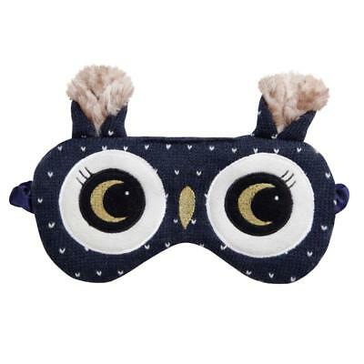 Aroma Home Relaxing  OWL Eye Mask fragranced with relaxing lavender