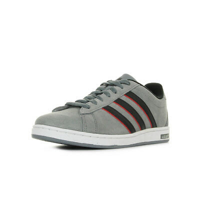 reputable site 10ce6 28224 Chaussures Baskets adidas Neo homme Derby taille Gris Grise Grise Grise  Cuir ecfb54
