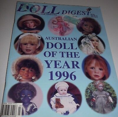 Australian Doll Digest Issue #65 October - November 1996