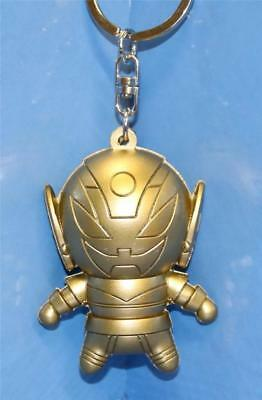 Marvel 3-D Figural Keyring Keychain Series 3 Ultron Gold Ultra Rare