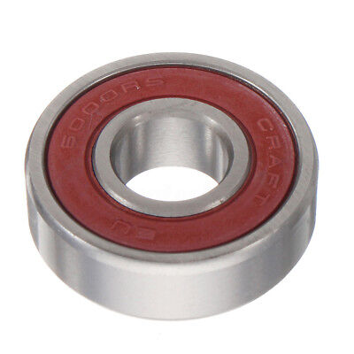6000 2RS 6000 RS Premium Ball Bearing Stainless Steel Rubber Shields10x26x8mm