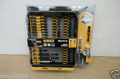 Dewalt Dt70541T 40Pce Impact Torsion Screwdriver Bit Set