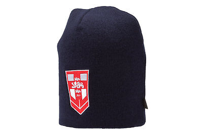 BLK England Rugby League 2017 Beanie Hat Training Accessory Sports