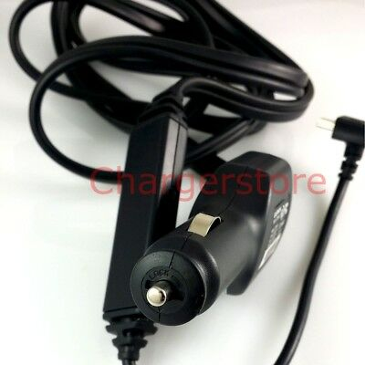 Original Garmin GTM 21 25 26 35 36 60 car charger ( Traffic Receiver NOT Tested)