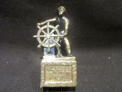 They That Go Down to the Sea in Ships 1623-1923 Gloucester Memorial Figurine