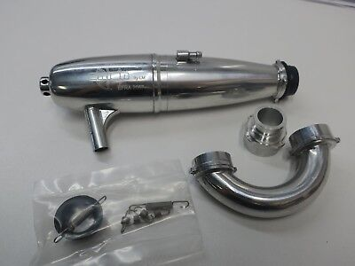 Team Orion Exhaust Pipe Suits .21 Team Orion Engines #2057 OZRC MODELS