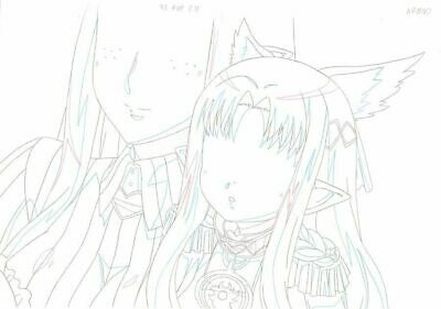 Anime Douga not Cel Queen's Blade 2 pages #86