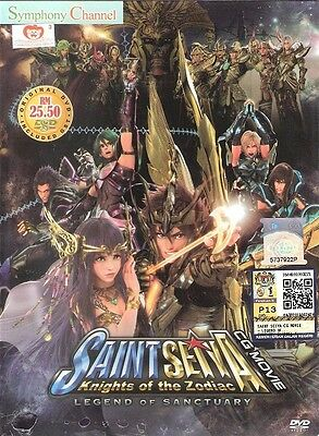 "SAINT SEIYA Movie ""Knights of the Zodiac"" 