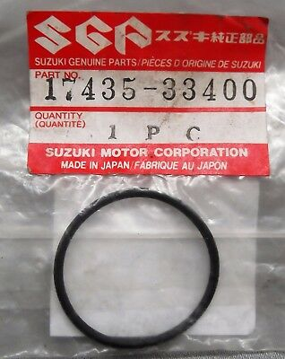 Genuine Suzuki AN125 AN400 Burgman Water Pump HousingnO-ring Gasket 17435-33400