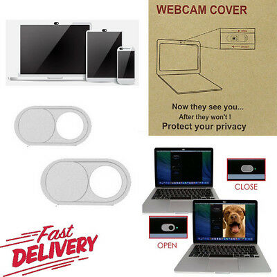 Thin Camera Webcam Cover Privacy Protector For Laptop Dasktop Tablet Phone iPad