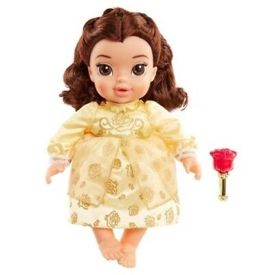 NEW Disney Beauty and the Beast Baby Belle Doll