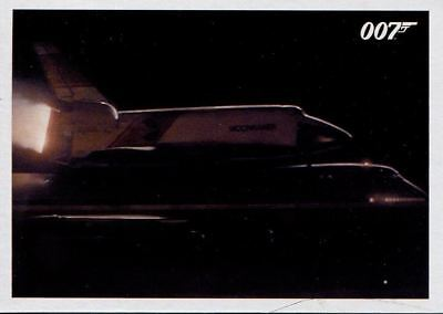 James Bond Archives 2016 Spectre Moonraker Chase Card #45