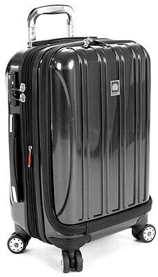 Delsey Helium Aero International Carry On Expandable Spinner Luggage - Platinum