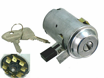 Ignition/Ignition Lock 8 Contacts - LADA 2101-2107/2101-3704000