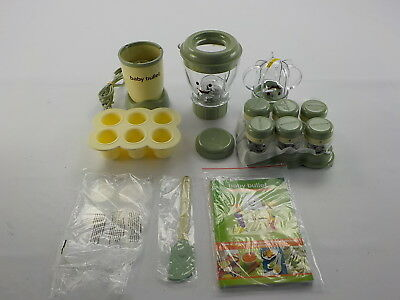 Magic Bullet BBR-2001 - Baby Bullet Baby Care System