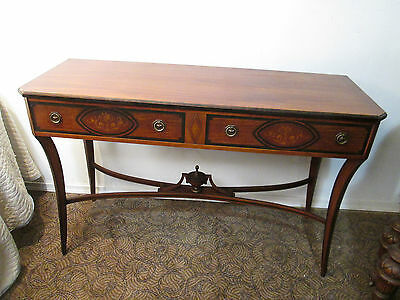 57935   Decorator LANDSTROM Library Table Desk  QUALITY