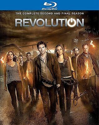 Revolution: The Complete Second Season [Blu-ray + UltraViolet] (Sous-titres f...