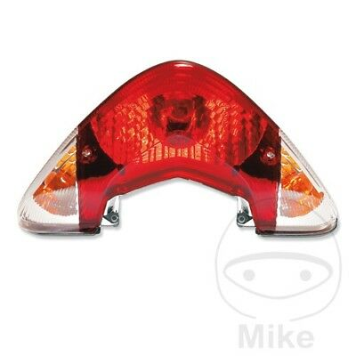 Scooter Rear Tail Light Lens