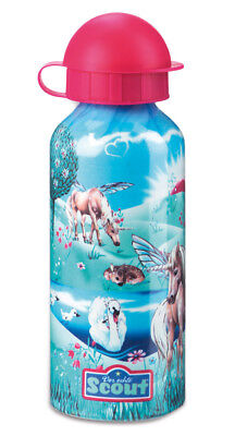 HAPPY PEOPLE 19603 Scout Sportflasche Trinkflasche 0,4l