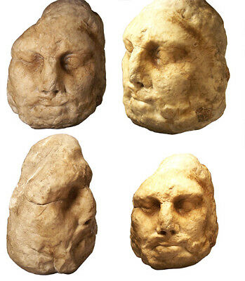 FORVM Hellenistic Egypt Marble Head of Zeus Very Attractive of GREAT RARITY