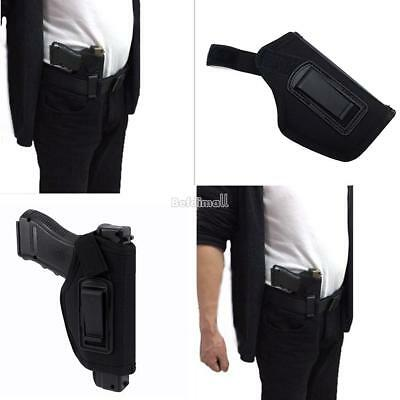 Waterproof Nylon Concealed Belt Holster for All Compact Subcompact Pistols