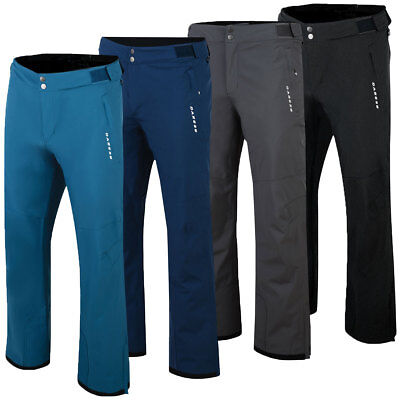 Dare2b Mens Certify II Ski Insulated Salopette Pant Trousers 47% OFF RRP
