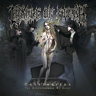 Cradle of Filth - Cryptoriana - The Seductiveness Of Decay [Limited Edition Digi